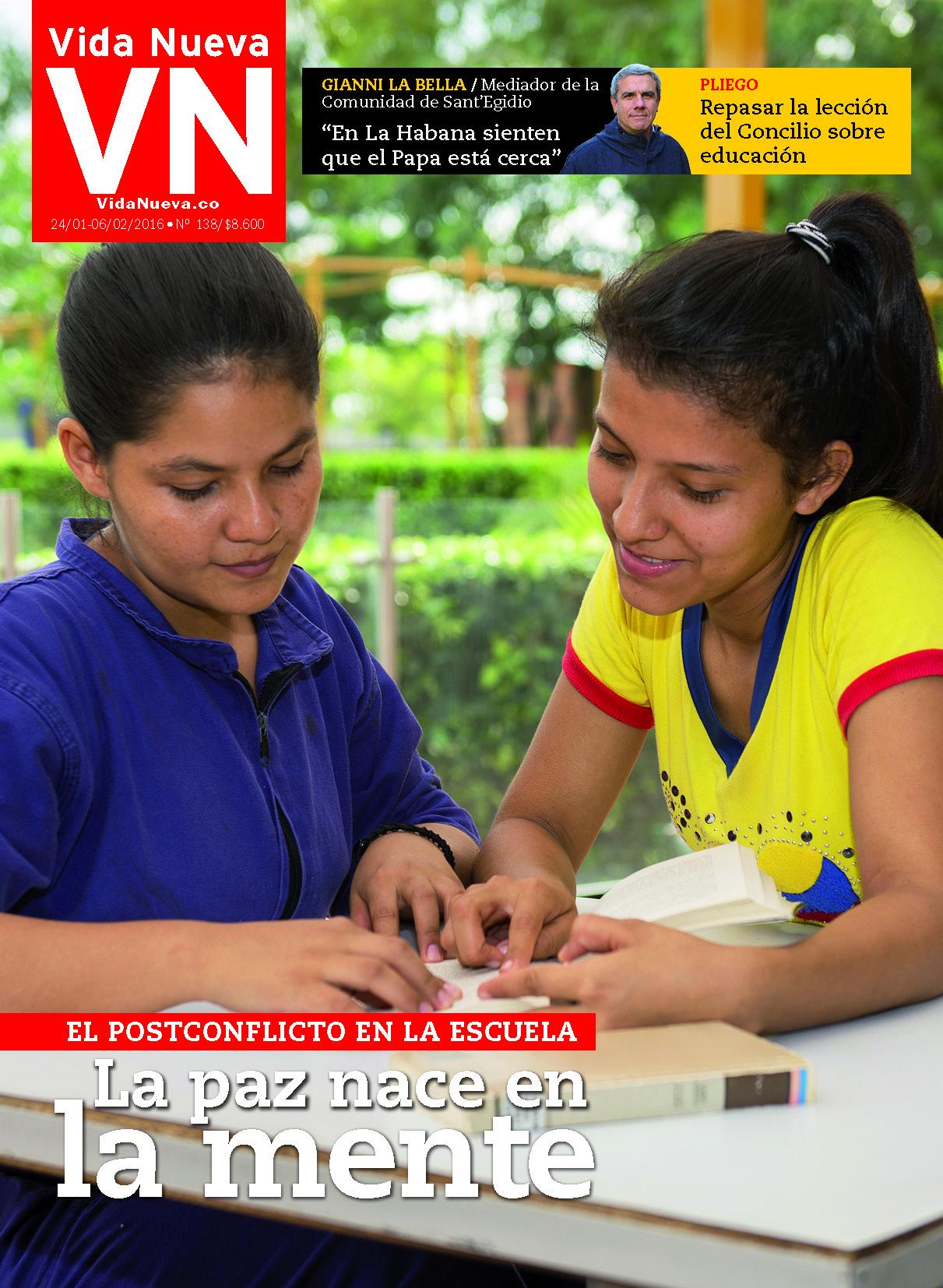 Vida Nueva Colombia 138