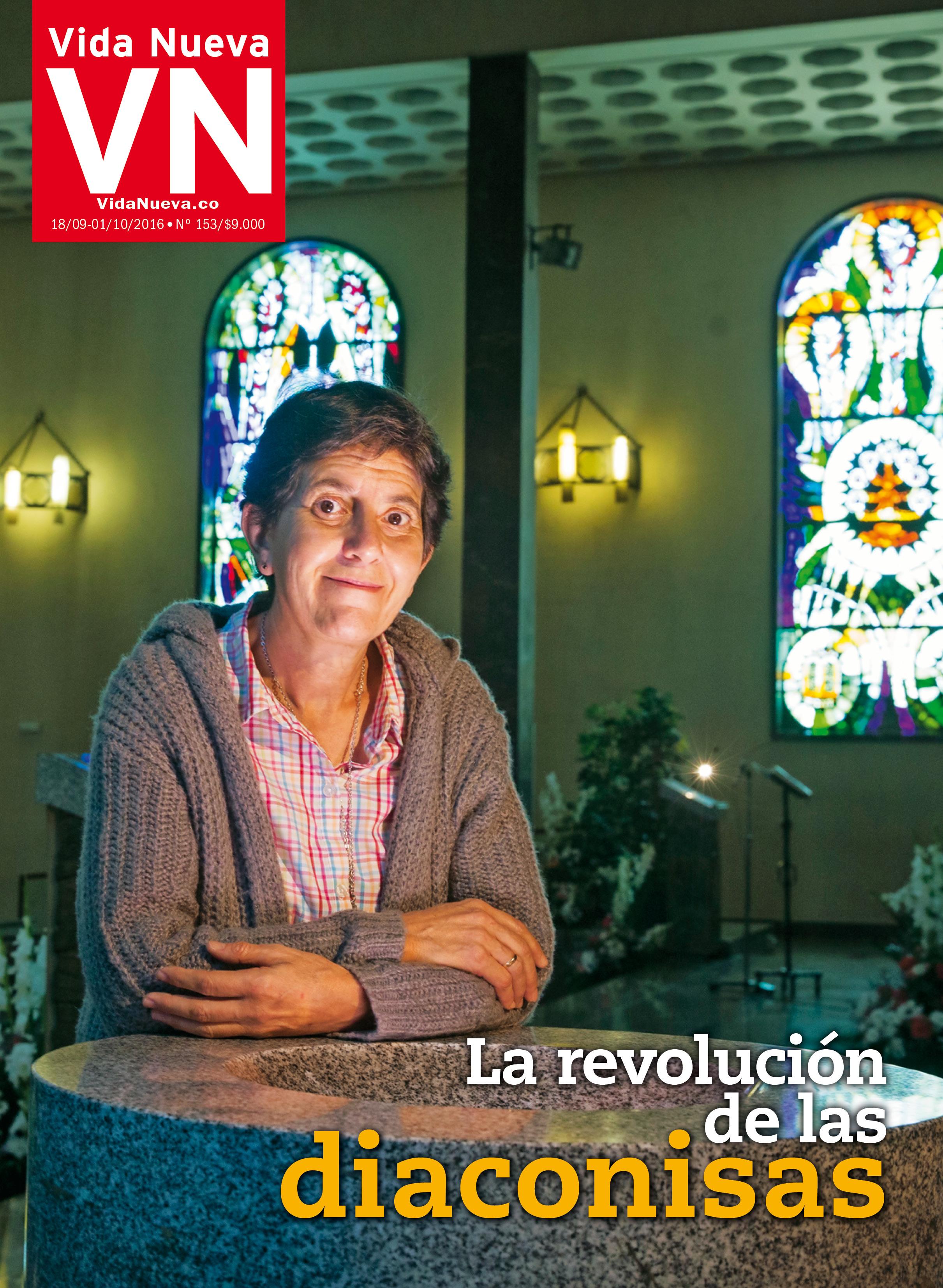 Revista Vida Nueva Colombia ed 153