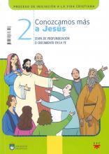 Conozcamos más a Jesús 2, Formación Humana y Religiosa. Libro