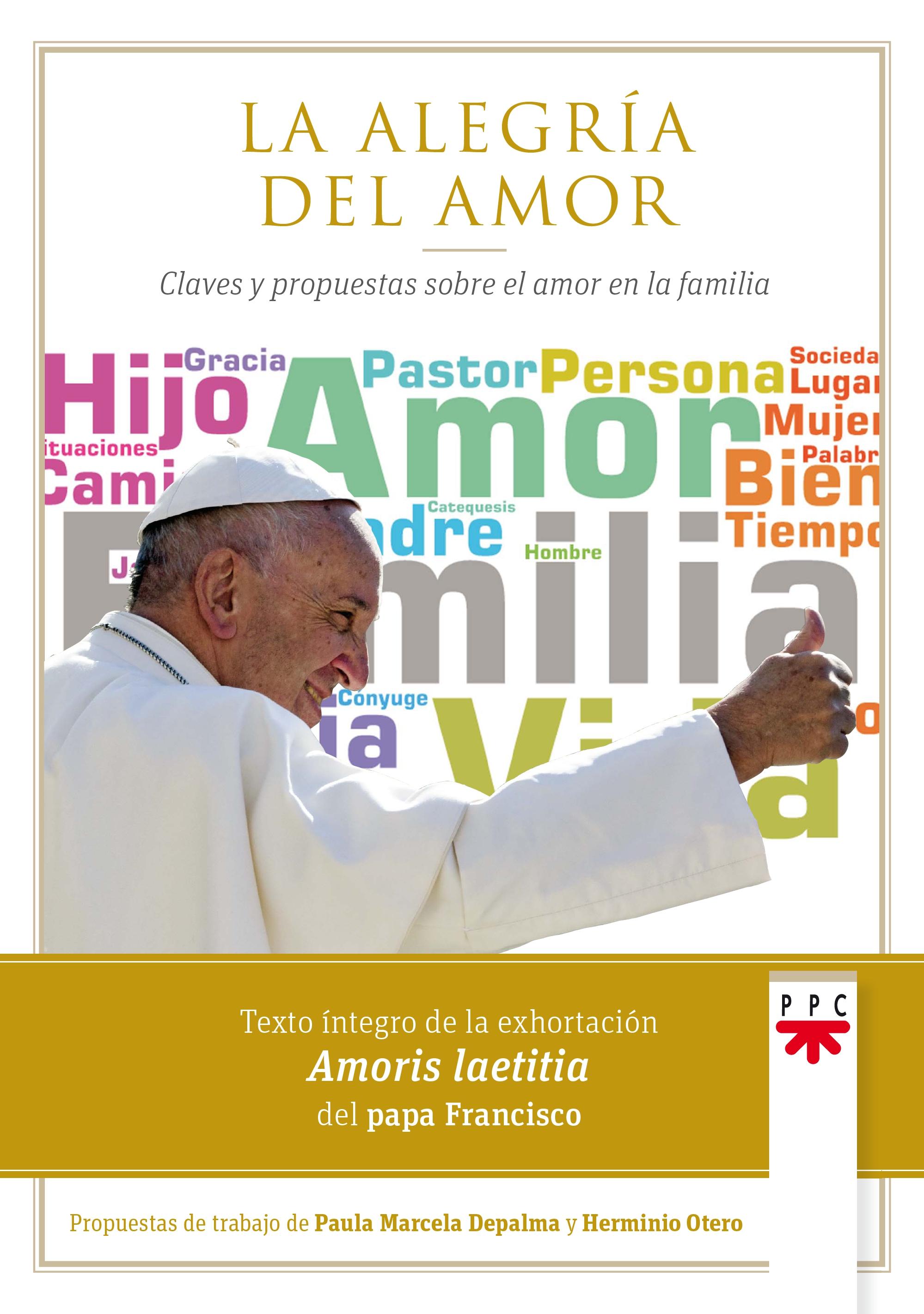 La Alegría del Amor, Formación Humana y Religiosa. Libro