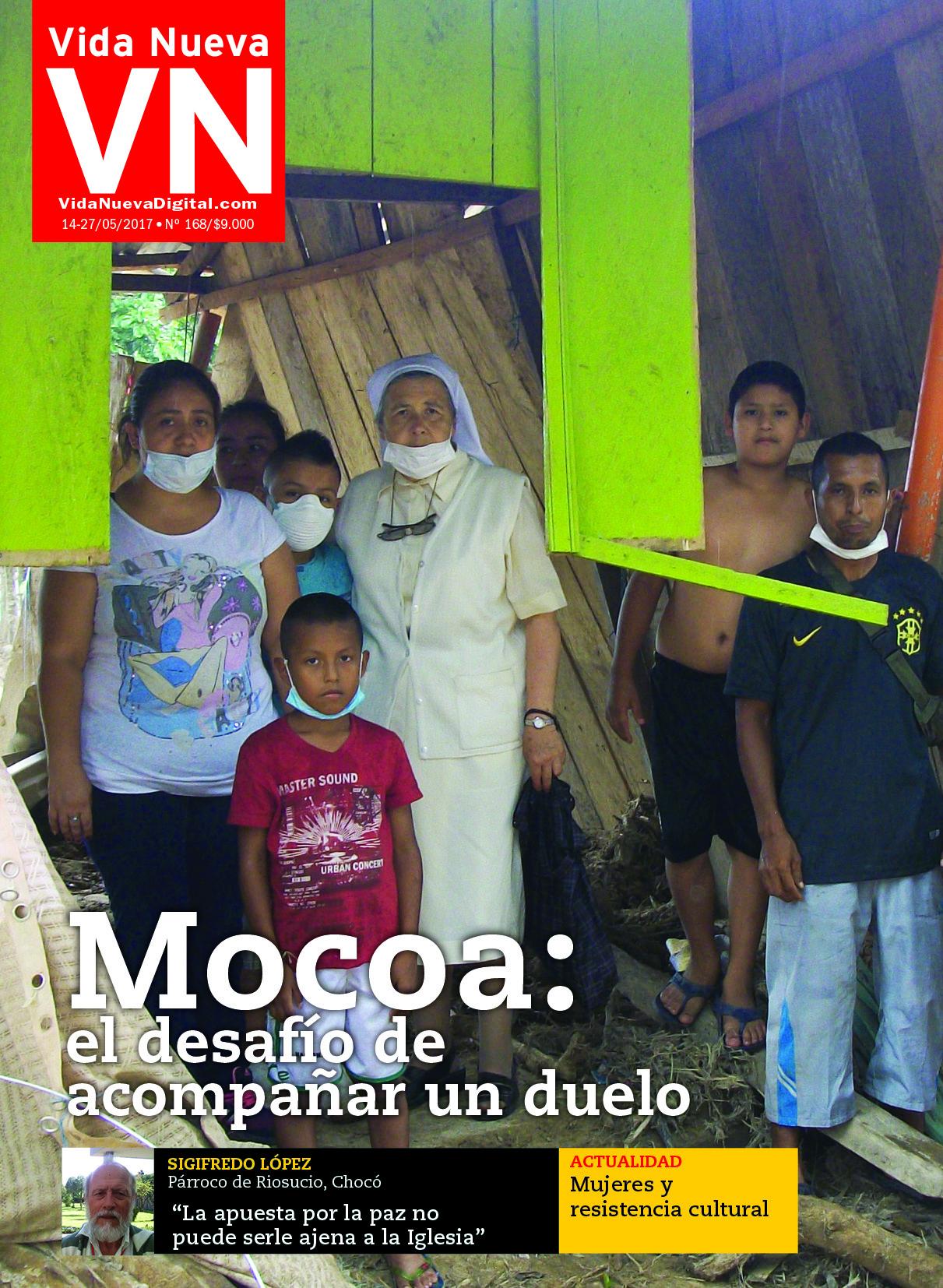 Vida Nueva Colombia Edición 168, Formación Humana y Religiosa. Revista
