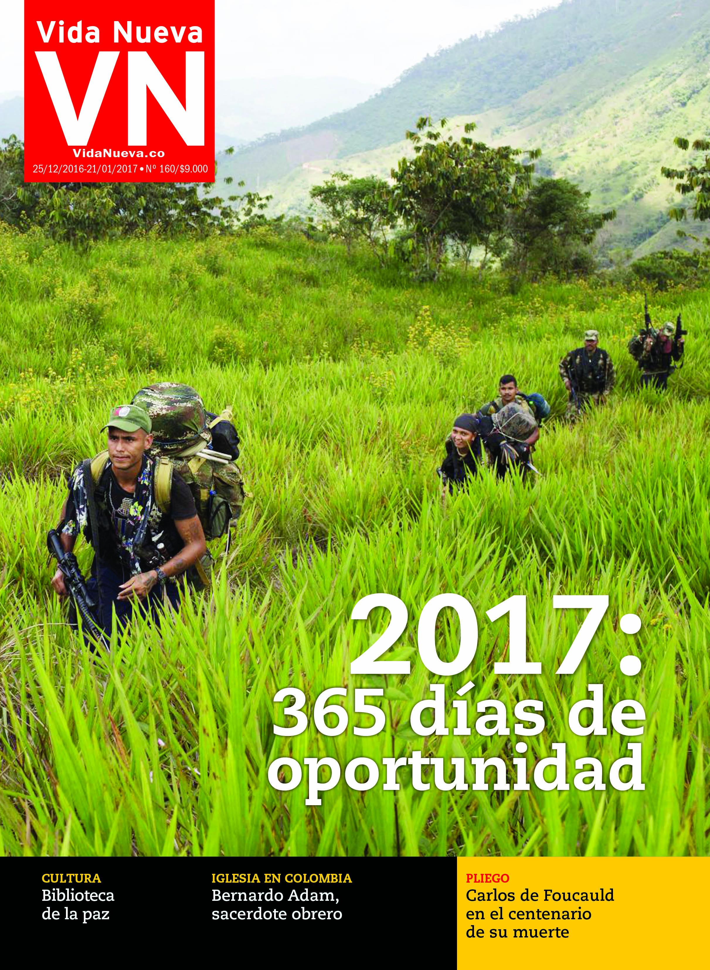 Vida Nueva Colombia Edición 160, Formación Humana y Religiosa. Revista