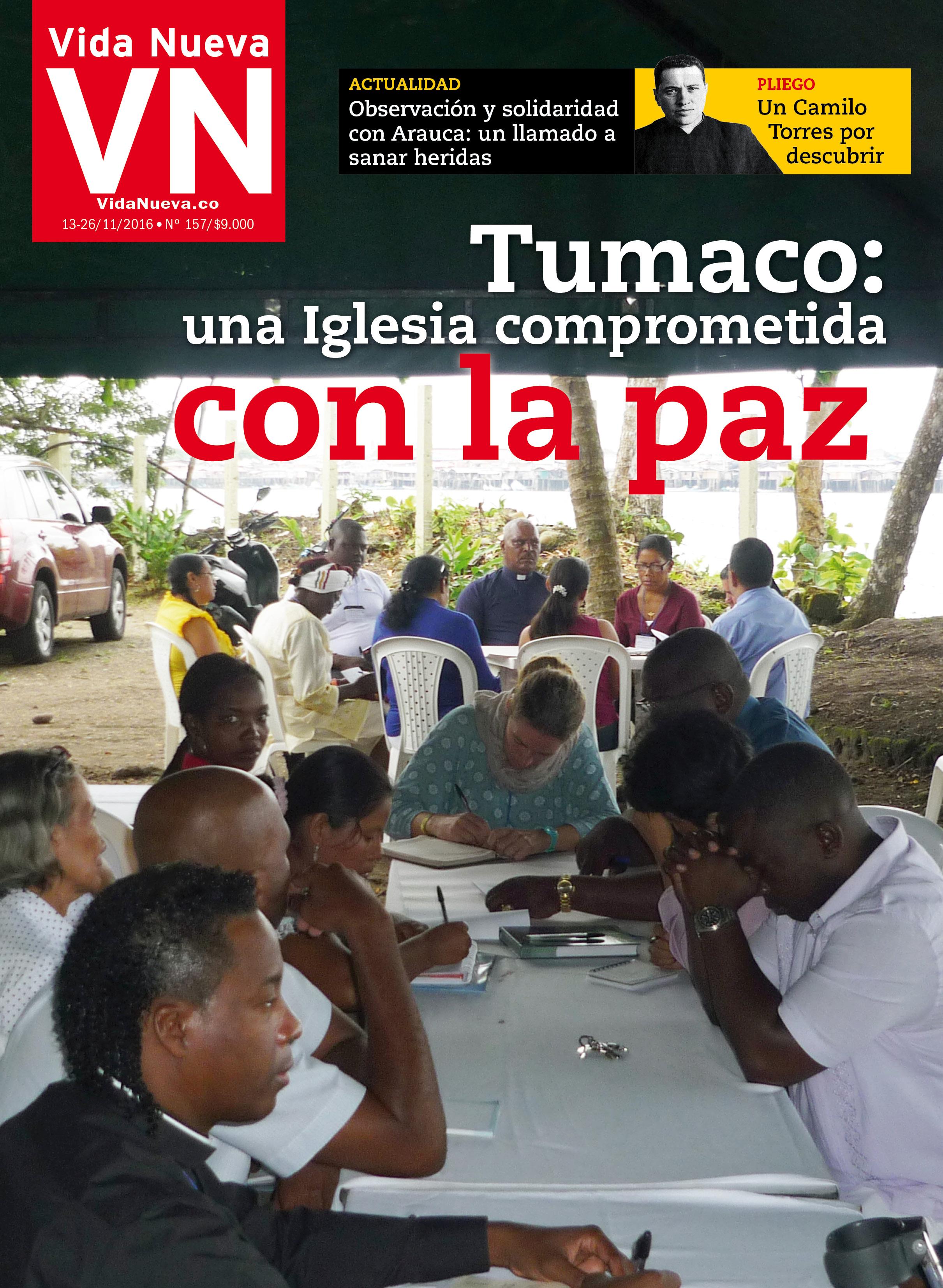 Vida Nueva Colombia Edición 157, Formación Humana y Religiosa. Revista