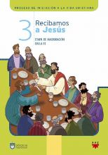 Recibamos a Jesús 3, Formación Humana y Religiosa. Libro