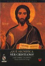 ¿Qué Significa Ser Cristiano?, Formación Humana y Religiosa. Libro