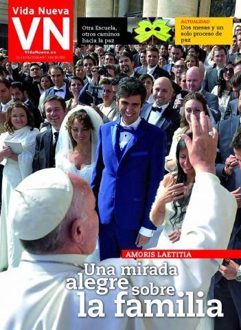 Vida Nueva Colombia Edición 144, Formación Humana y Religiosa. Revista