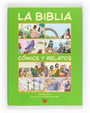 La Biblia: cómics y relatos [Rústica]