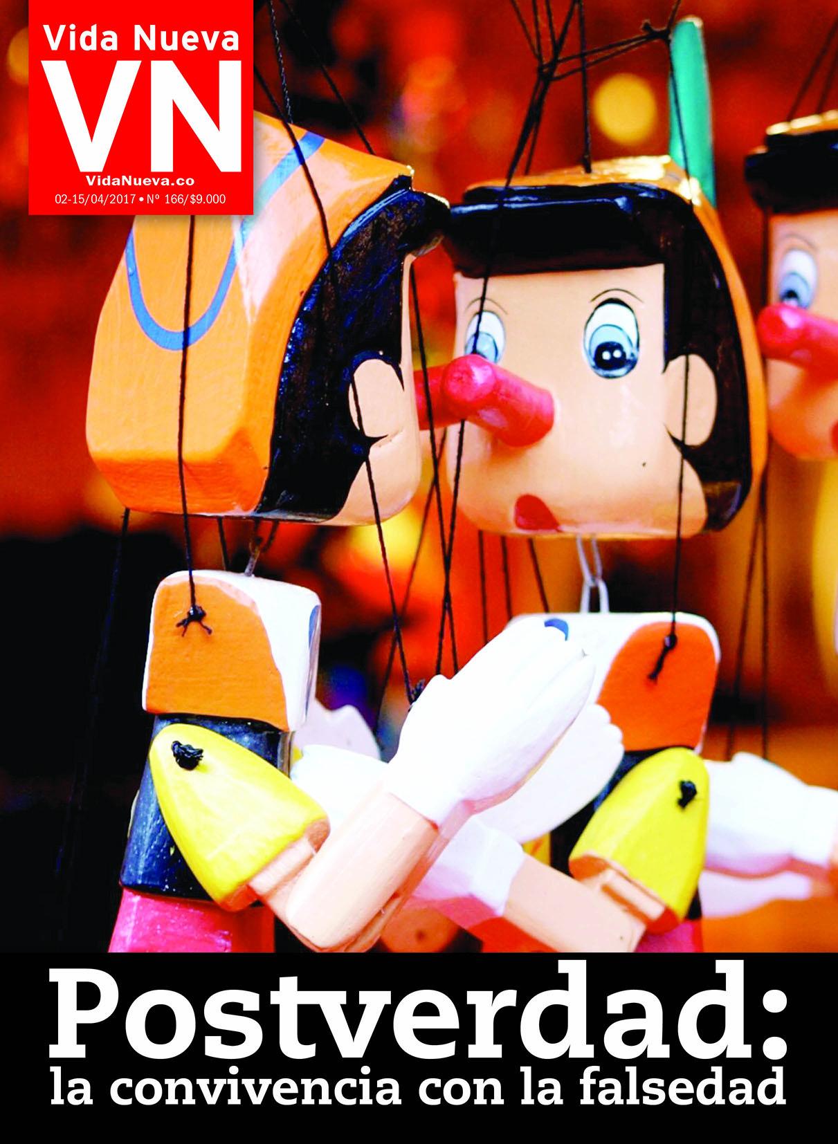Revista Vida Nueva Colombia 166