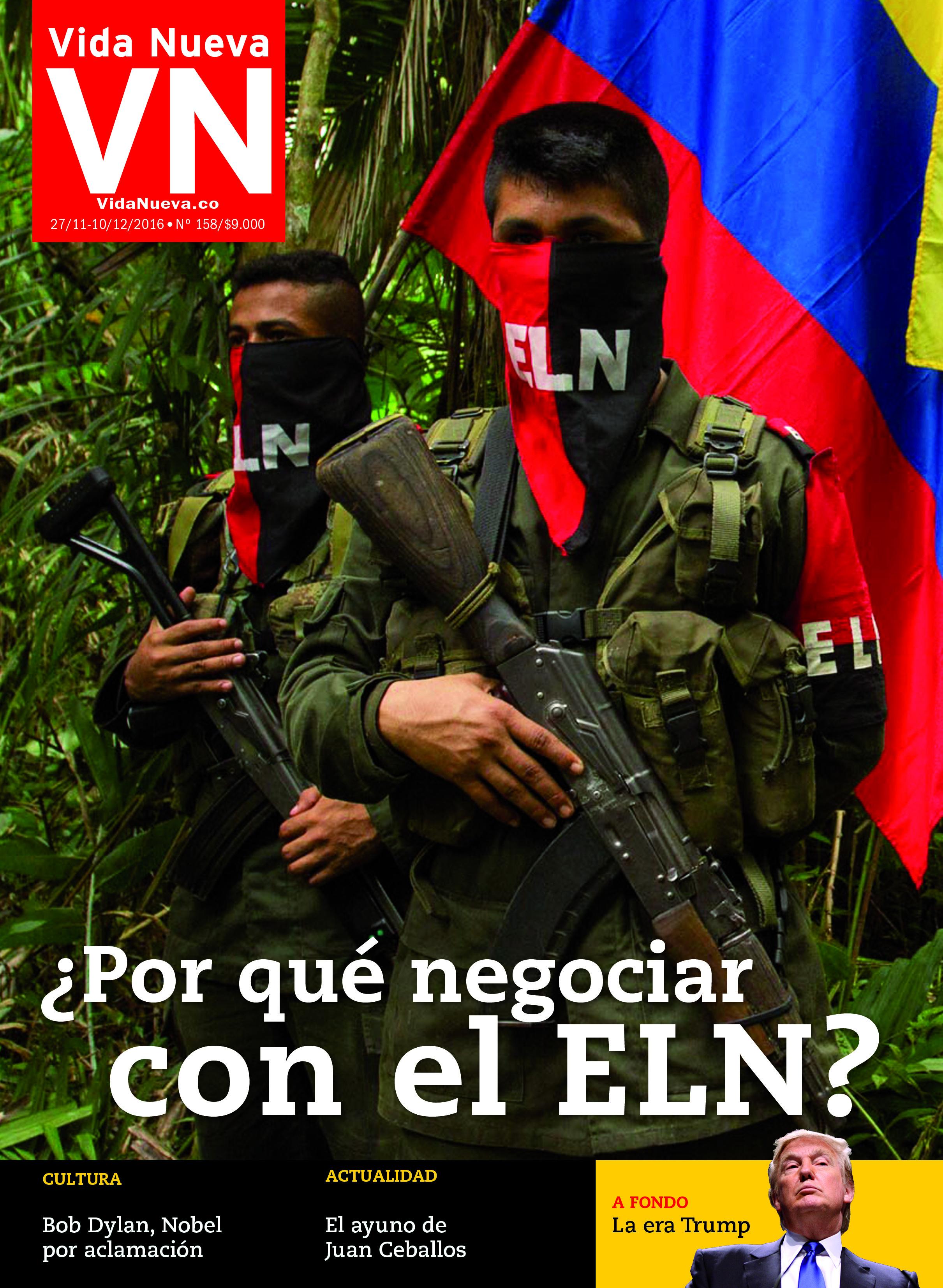 Vida Nueva Colombia Edición 158, Formación Humana y Religiosa. Revista