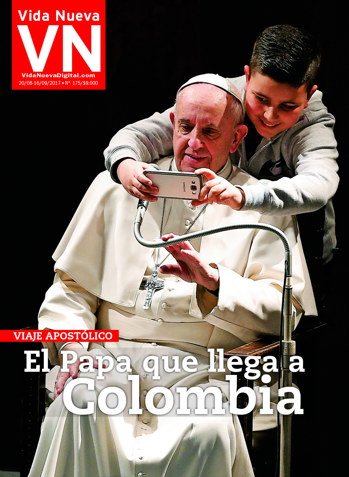 Revista Vida Nueva Colombia 175