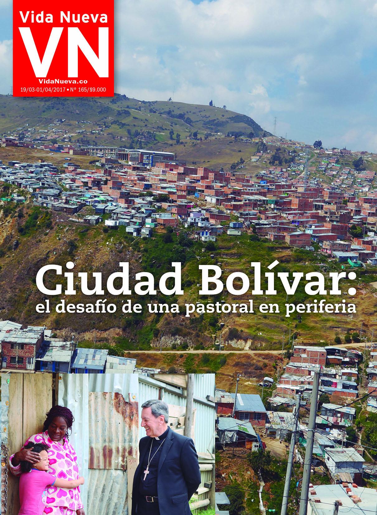 Vida Nueva Colombia Edición 165, Formación Humana y Religiosa. Revista