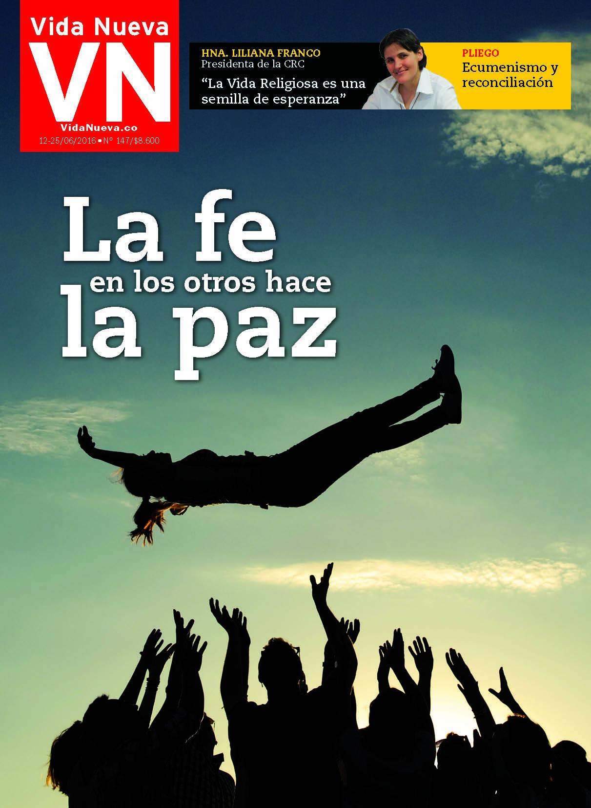 Vida Nueva Colombia Edición 147, Formación Humana y Religiosa. Revista