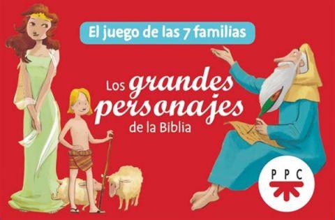 Los grandes personajes de la Biblia
