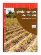 Iglesia, campo de misión