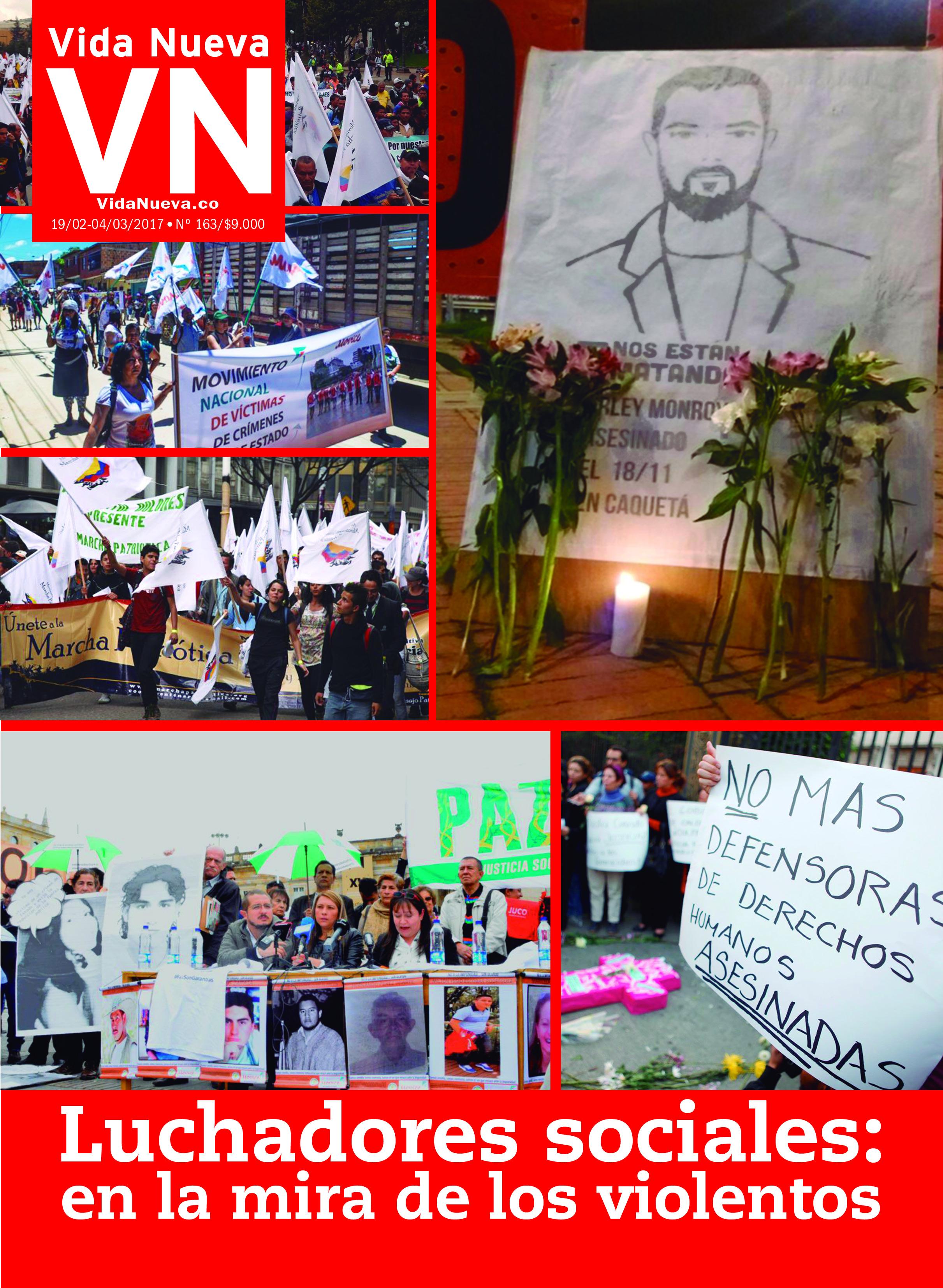 Revista Vida Nueva Colombia 163