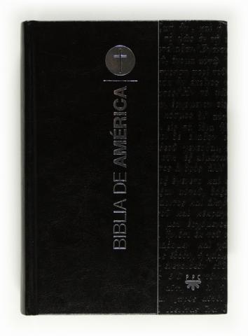 Biblia de América. Manual