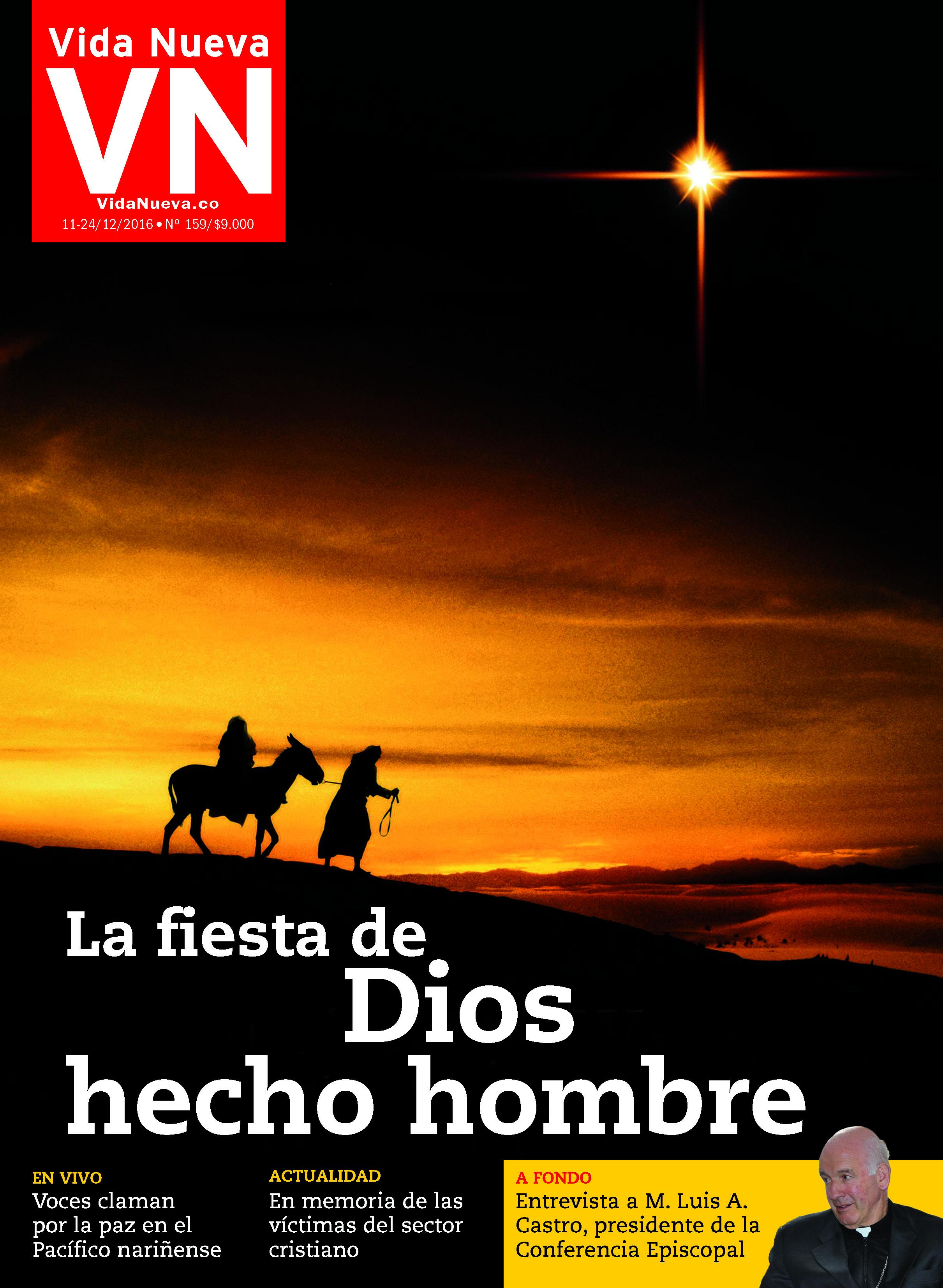 Vida Nueva Colombia Edición 159, Formación Humana y Religiosa. Revista
