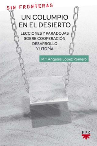 portada libro Un columpio en el desierto PPC